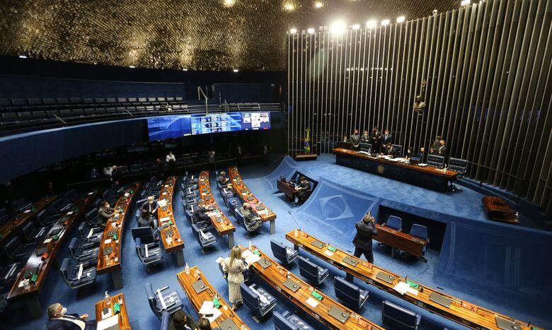 Senado aprova PEC da reforma eleitoral - Crédito: Fabio Rodrigues Pozzebom