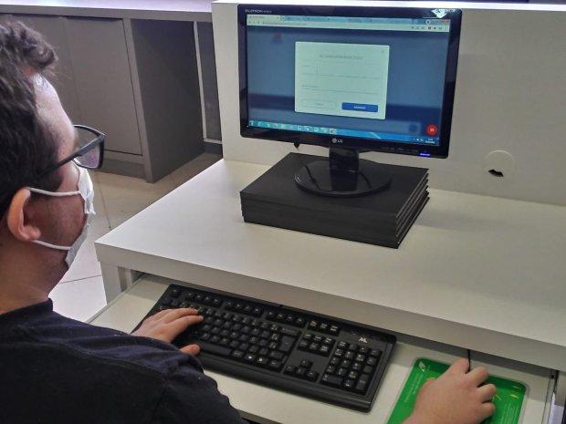 Governo do Estado lança serviço on-line para pedidos de revisão de infração de trânsito - Crédito: Divulgação / Ciasc