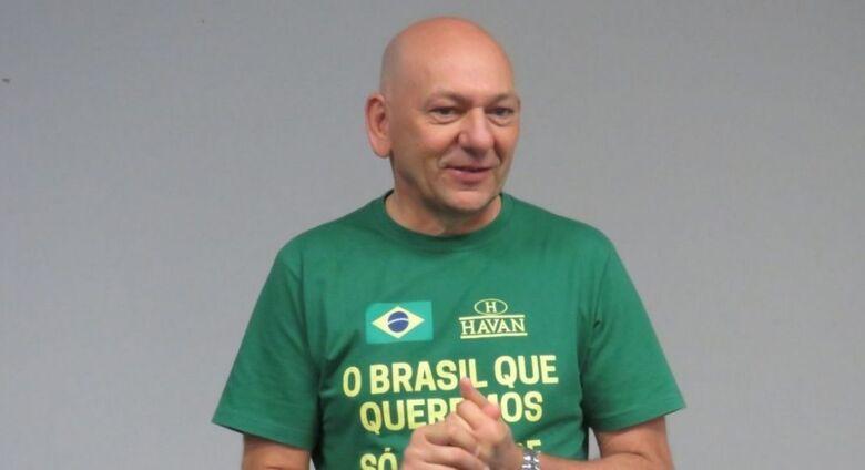 Empresário Luciano Hang deve depor na CPI da Covid - Crédito: Divulgação