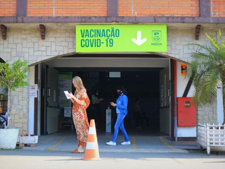 Jaraguá libera vacinação contra a covid para novos grupos - Crédito: Arquivo / Divulgação