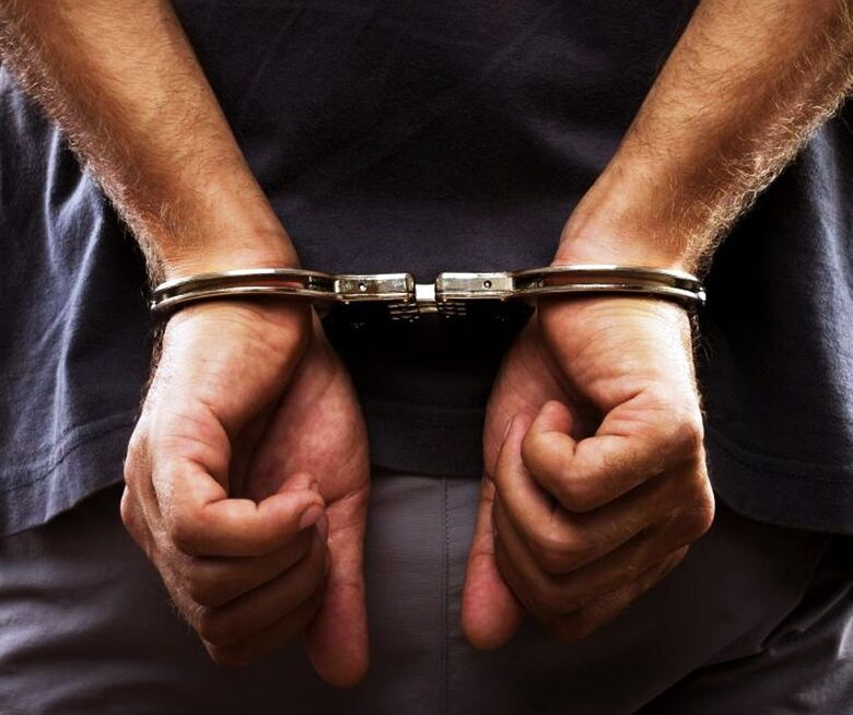 Homem é preso por estupro após denúncia de vizinha em Guaramirim - Crédito: Ilustração