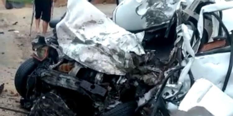 Motorista morre em acidente na BR-280 em Guaramirim - Crédito: Reprodução
