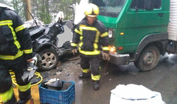 Identificado motorista de Jaraguá do Sul que morreu em acidente na BR-280 - Crédito: Divulgação redes sociais