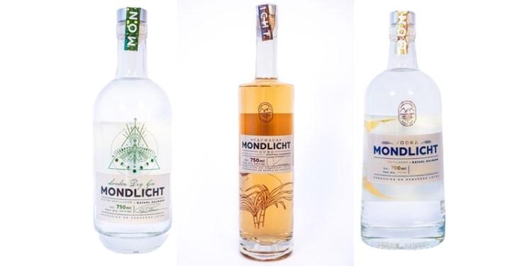 Mondlicht: a nova marca de bebidas jaraguaense - Crédito: Divulgação
