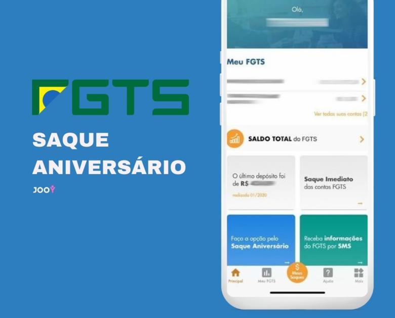 Governo libera Fintechs a realizarem antecipação de até 5 ciclos do saque-aniversário do FGTS  - Crédito: Arquivo / Divulgação