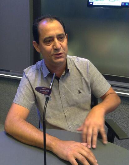 Entrevista com o novo presidente da Câmara de Guaramirim  -