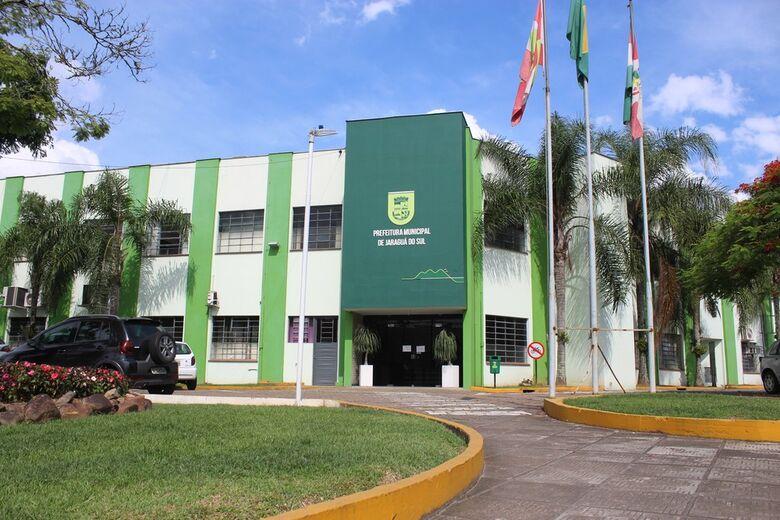 Candidatos do concurso público da Prefeitura de Jaraguá estão sendo convocados  - Crédito: Arquivo / Divulgação
