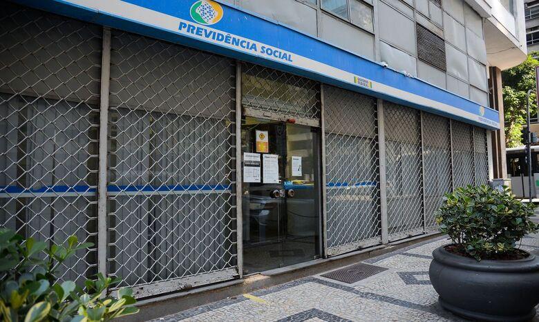 Agências do INSS passam a ter supervisão de atendimento presencial - Crédito: Tomaz Silva / Agência Brasil