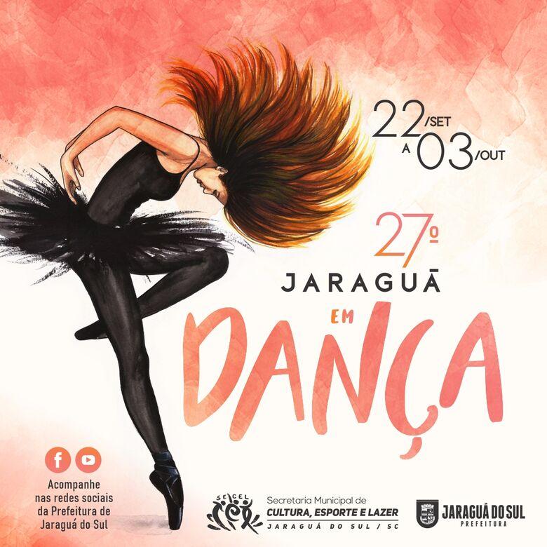 Jaraguá em Dança conta com noite de abertura para os coreógrafos -