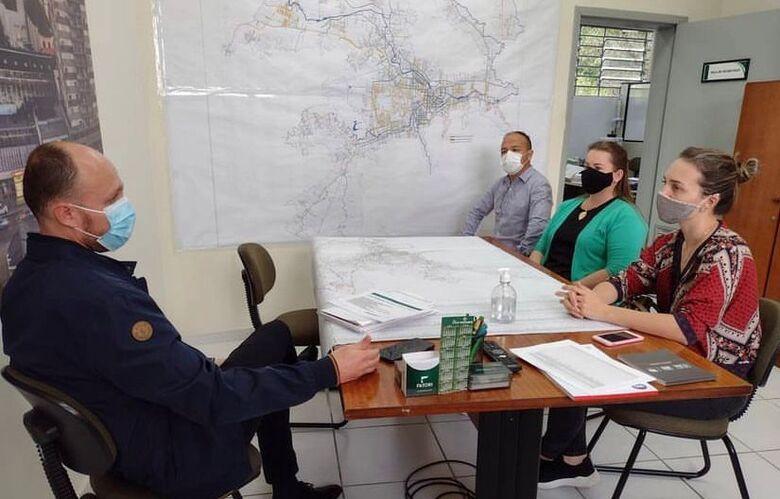 Prefeitura de Jaraguá torna mais ágeis os processos de alvará de construção - Crédito: Arquivo / Divulgação