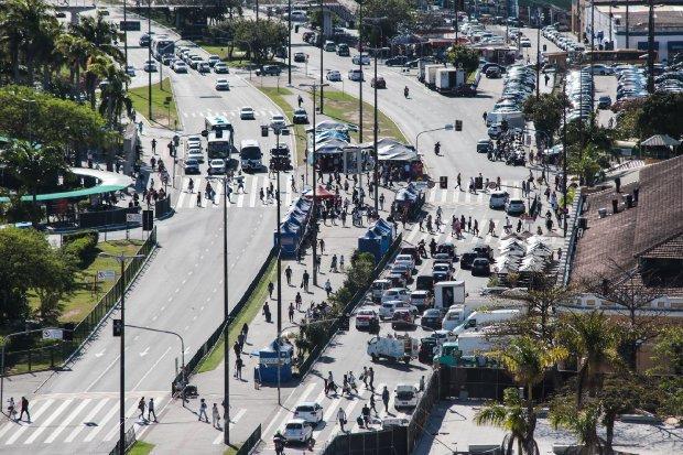 A  cidade com maior número de cartões em espera é Florianópolis  - Crédito: Cristiano Estrela / Arquivo / Secom