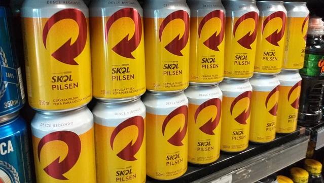 Ambev confirma que vai aumentar preço da cerveja em outubro - Crédito: Divulgação
