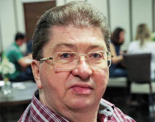 Morre o empresário Renato Trapp, presidente daTrapp Metalúrgica de Jaraguá  - Crédito: Divulgação