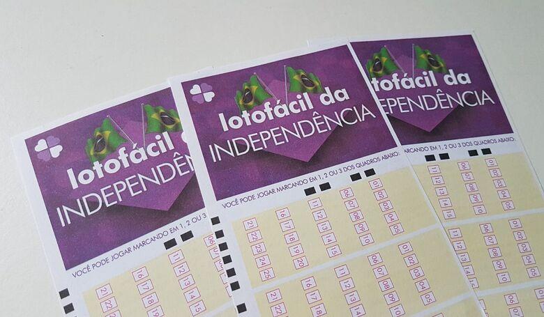 Aposta de Jaraguá leva R$ 2,7 milhões na Lotofácil - Crédito: Arquivo / Divulgação