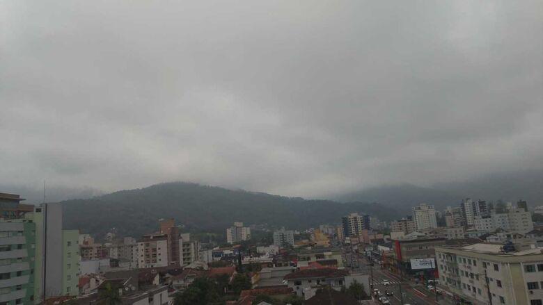 Defesa Civil alerta para temporais e chuva forte em Jaraguá e região - Crédito: Janici Demetrio