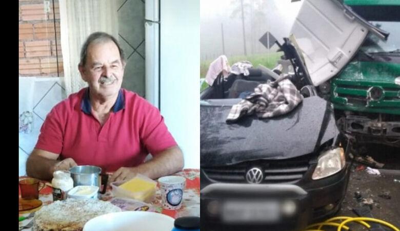 Motorista de Jaraguá do Sul que morreu em acidente na BR-280 será velado nesta sexta-feira - Crédito: Divulgação redes sociais
