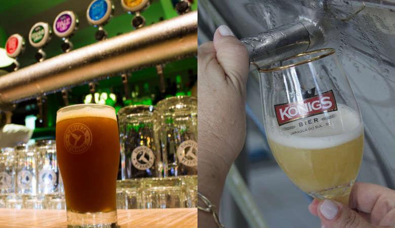 Núcleo das Cervejarias comemora desempenho de marcas de Jaraguá em evento mundial - Crédito: Arquivo / Divulgação