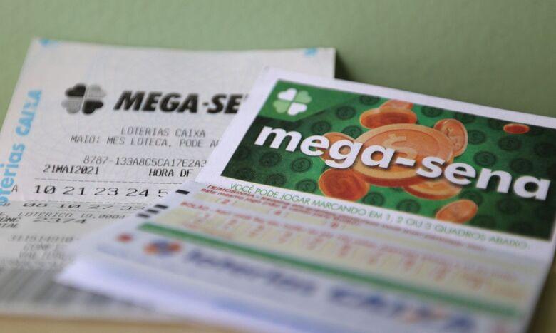 Mega-Sena sorteia nesta quarta prêmio acumulado em R$ 6,5 milhões - Crédito: Tânia Rêgo  / Agência Brasil