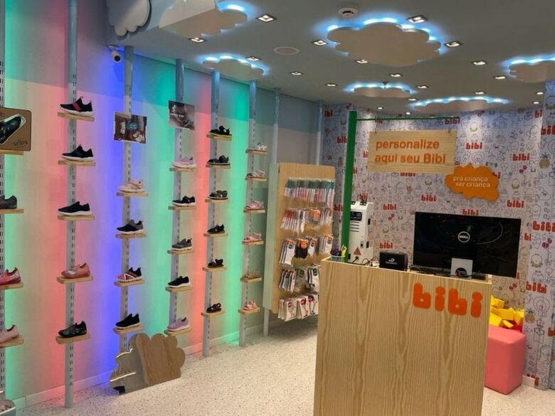 Jaraguá do Sul  ganha loja exclusiva da Calçados Bibi - Crédito: Divulgação