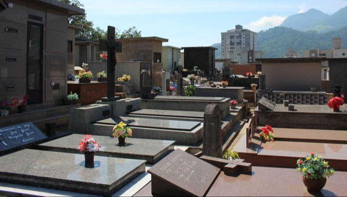 Prefeitura divulga o calendário de atividades nos cemitérios municipais de Jaraguá  - Crédito: Ilustração