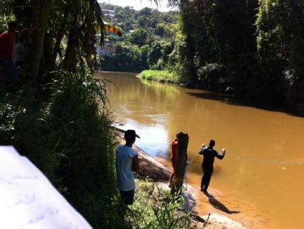 Encontrado corpo da adolescente no Rio Itapocuzinho