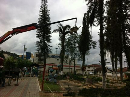 Obras na 28 de Agosto em Guaramirim são retomadas