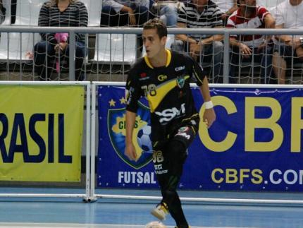 CSM quer segunda vitória no Catarinense de Futsal