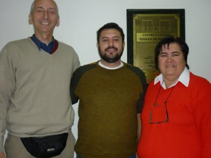 Estudante checo procura descendentes da família Kriesch