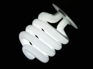 Formado grupo para estudar descarte de lâmpadas fluorescentes