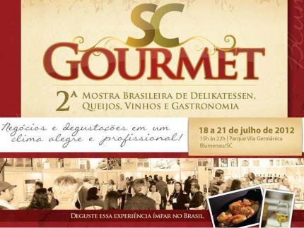 Pericó participa do SC Gourmet em Blumenau