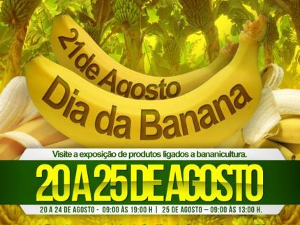 Corupá prepara comemorações do Dia da Banana