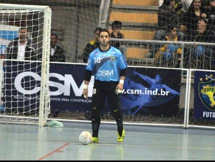 CSM enfrenta o São Caetano pela Liga Nacional na segunda
