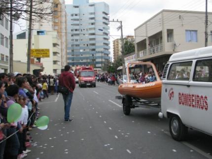 Desfile Cívico em Barra Velha terá 40 entidades