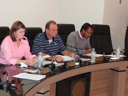 Eleição da nova presidência da Câmara de Vereadores de Jaraguá será na próxima terça-feira