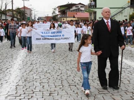 Guaramirim comemora aniversário neste dia 28 de agosto