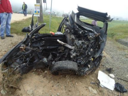 Homem morre em acidente na BR 280 em Guaramirim