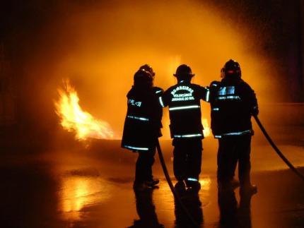 Inscrições para o Curso de formação de Bombeiros Voluntários