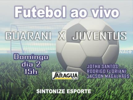 Juventus enfrenta o Guarani e precisa vencer para ir à final