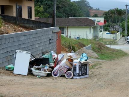 Programa ambiental da Prefeitura recolhe 120 toneladas de lixo