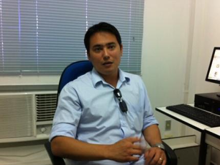 Novo delegado assume função na Comarca<br /> <br />