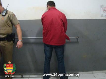 Ex-presidiário é preso por estupro e roubo