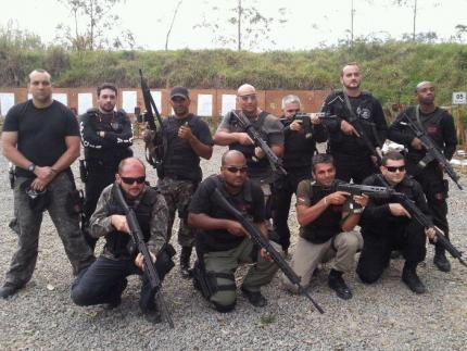 Policiais Civis são habilitados a operacionalizar fuzil