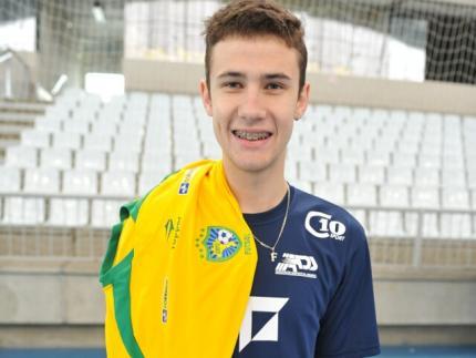 Atleta da CSM Futsal/FME é convocado para Seleção Brasileira