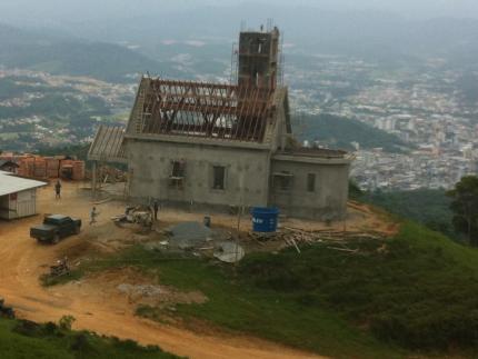 Chiesetta Alpina será inaugurada em 15 de dezembro