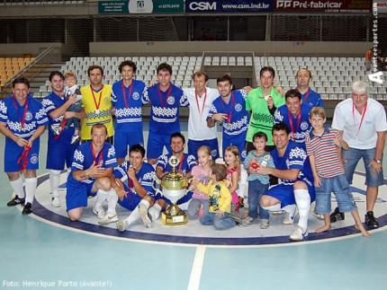 Kiferro e Olympia/Açucena levam o Aberto de Futsal