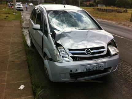Morre a mulher vítima de acidente na Barra do Rio Cerro