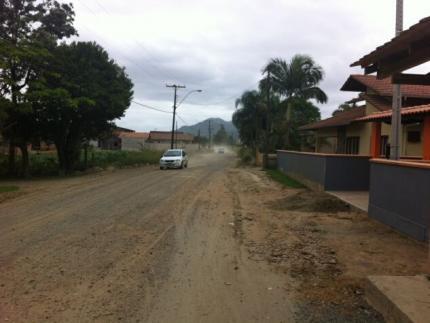 Rua Bananal do Sul em Guaramirim entra no PAC2