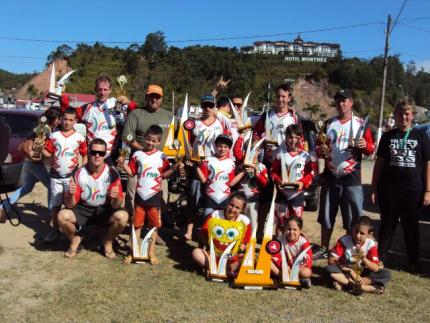 Bicicross conquista título estadual
