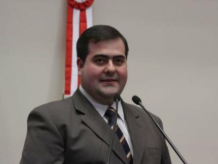 Carlos Chiodini é o líder da bancada do PMDB na Assembleia Legislativa