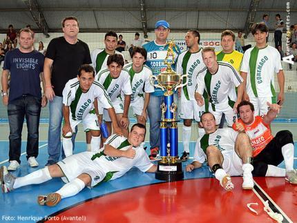 Coremaco é o campeão da 2ª Copa Beira Rio Futsal